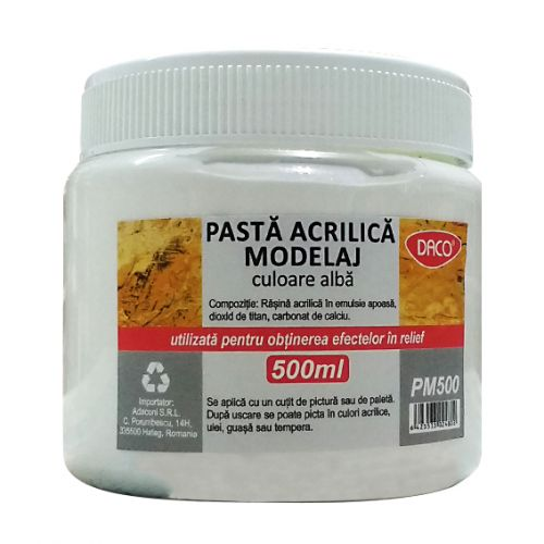 GESSO/PASTA DACO - PM500DA