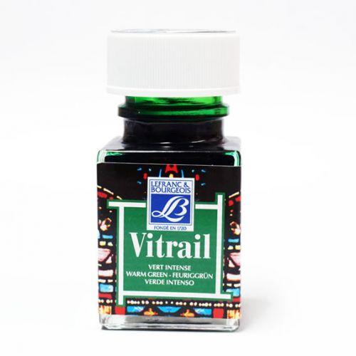 vopsea vitrail pentru sticla - VV50LBVIN
