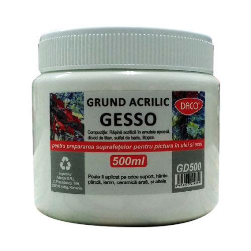GESSO/PASTA DACO - GE500DA